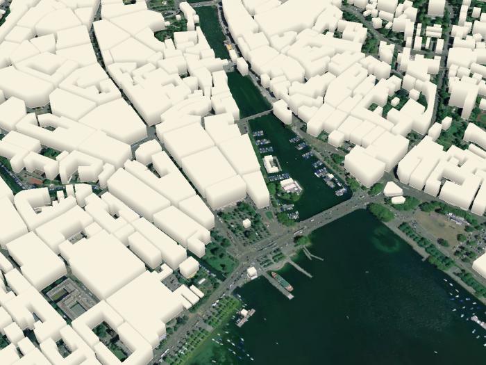 Structure et image des agglomérations